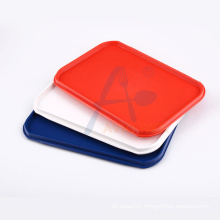 Portable aviopack colorful plastic ABS cutlery tray for inflight
