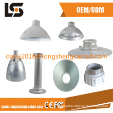aluminum die casting accessories for architectural lighting