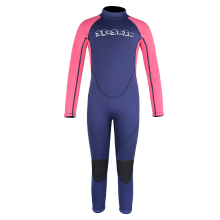Traje de neopreno de buceo Seaskin Back Zip Girls