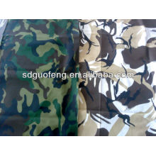 T/C camouflage fabric for garments or military uniform