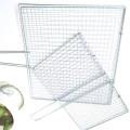 Round Galvanized Barbecue Grill Wire Mesh Singpore