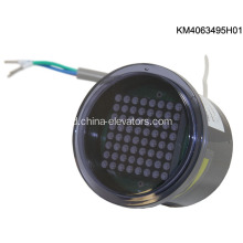 KM4063495H01 Traffic Light untuk KONE Eskalator
