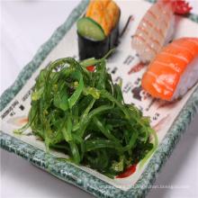 La nourriture japonaise halal goma wakame salade Alga