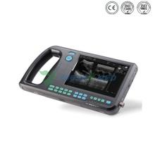 Ysvet0213 Цифровой карманный портативный ветеринарный ультразвуковой аппарат