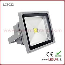 Lumières d'inondation d'argent IP65 20W LED pour l'éclairage extérieur LC9022