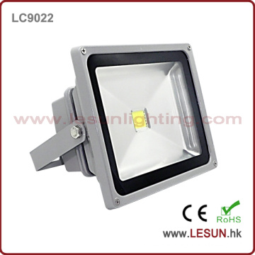 Silver IP65 20W LED Flood Lights for Outdoor Lighting LC9022