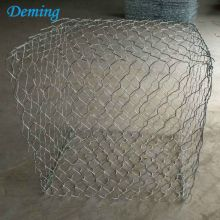 Double Twisted Lowes Gabion Stone Baskets