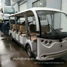 11 Sitze hoher Qualität neuer Passagier-Shuttle-Bus zu verkaufen