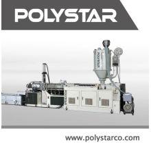 Máquina de granulación de plástico, Granulados que hace la máquina