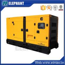 Невероятное Качество 110kVA 88kw портативный дизельный генератор