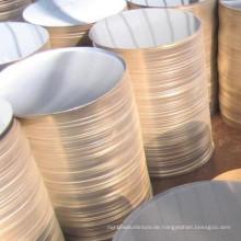 3003 O Aluminium-Kreisblatt