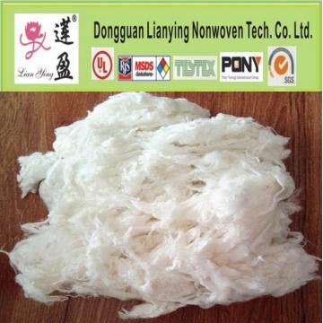 Fibre de bambou naturelle de haute qualité