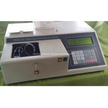 Laborausrüstung Semi-Auto Biochemie Analyzer