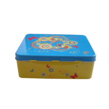 Paquete de promoción de cosméticos Tin Box