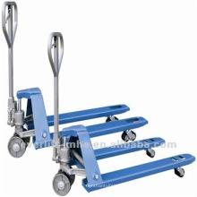 Handpalle-LKW-Handpaletten-Buchsen Hydraulice-Paletten-LKW mit CER und ISO-Zertifikat