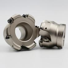 Alta calidad TAP-400R-80-27-6T hombro de 90 grados Face Mills