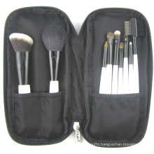 Travel Makeup Brush Set (s-7)