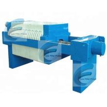 Leo Filterpresse Kleine manuelle hydraulische Prüffilterpresse