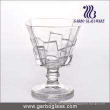 Hot Sale Ice Cream Cup, Glass Bowl, Stemware (GB1055BK)
