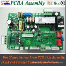 circuit imprimé pour le contrôle de la puissance oem odm shenzhen pcba fabricant double couches pcb assembly