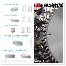 Tungsten Carbide Saw Tips Carbide Tips