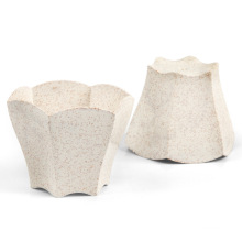 New arrival wheat straw dessert cup 70ml with good quality