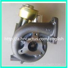 Turbocompresseur Gt2052V 705954-5015s 14411-6060A pour Nissan Zd30 Engine