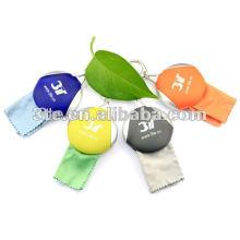 Tissu de nettoyage en microfibre