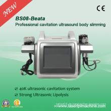 Tragbare Ultraschall-RF Vakuum Kavitation Körper Form Maschine BS08