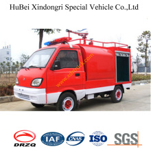 Caminhão de fogo da água de 1ton Changan Euro3