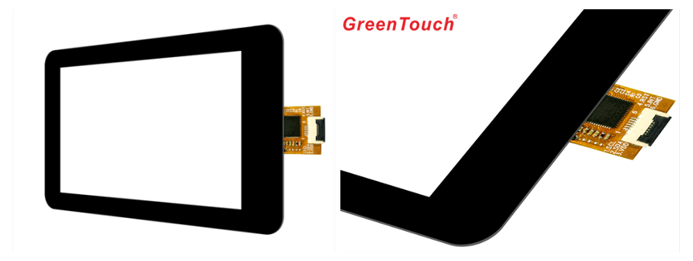 4 Capacitive Touch Screen