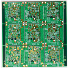 Solder mask open and bridge circuit boards
