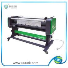 Hot roll laminating machine