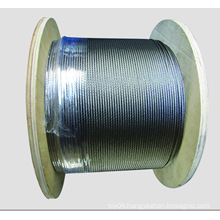 Aircraft stainless steel cable