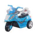 Três rodas Baby Electric Rid no carro, bateria Kids Motocicleta Triciclo Elétrico