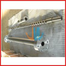 Baril à vis bimétallique/extrudeuse à baril à vis/baril à vis d'extrudeuse
