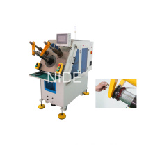 Automatic Compression Motor Stator Coil Winding Inserter