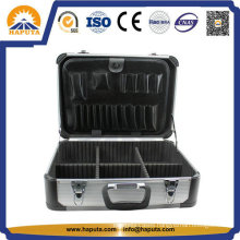Portable Aluminum Tool Metal Chest with Pockets (Ht-2229)