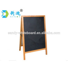 Factory direct standing A frame advertising blackboard
