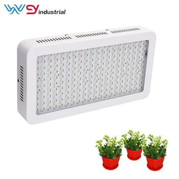 2000w led coltivano la luce con chip da 10w