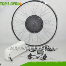 High speed 1000W hub motor electric bike conversion kit