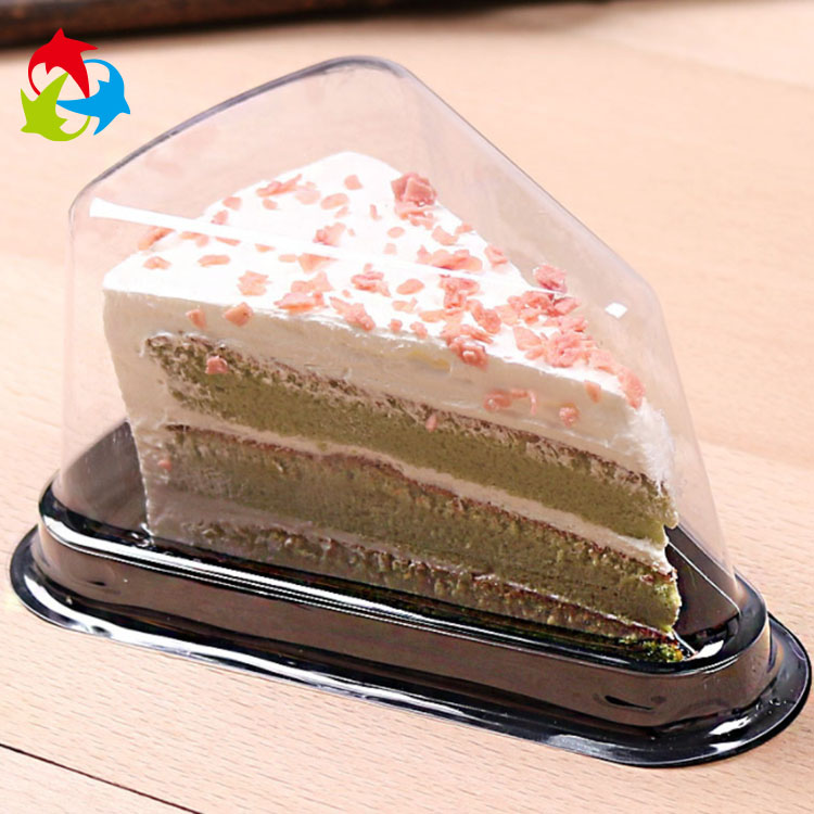 Plastic Small Cake Box