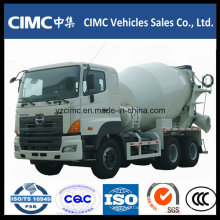 Hino 8-12 M3 6X4 Concrete Mixer Truck