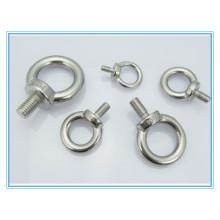 Perno de elevación de acero inoxidable / perno de oscilación (DIN580)
