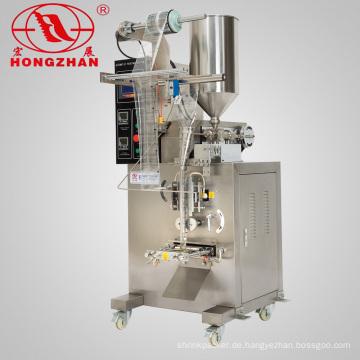 Hongzhan HP50L automatische Flüssigkeit oder Paste Verpackungsmaschine für Sauce
