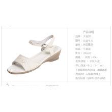 Half heel medical roman style sandals shoes
