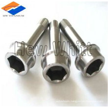 high quality hex socket flange bolts