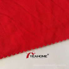 Ducati Brushed Stretch Fabric Knitted Polyester Fabric