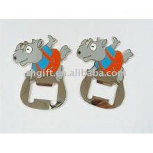 animal metal bottle opener