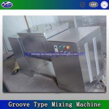 Máquina mezcladora tipo ranura